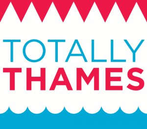 The Totally Thames logo