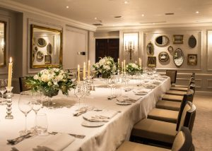 A wedding in London in the St. James Suite at DUKES London