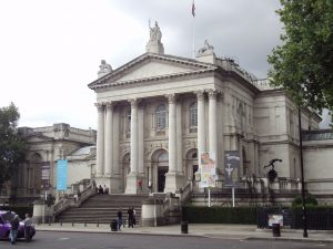 An external shot of London's Tate Britain