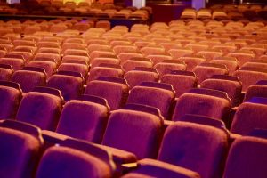 Theatre seats at best shows in London's west end